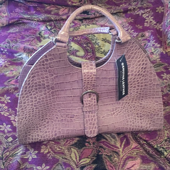 Made In Italy All Leather Purse   Poshmark 4aec3529ab